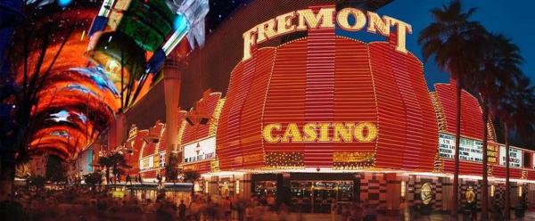 Downtown Las Vegas - Fremont Street moet je gezien hebben